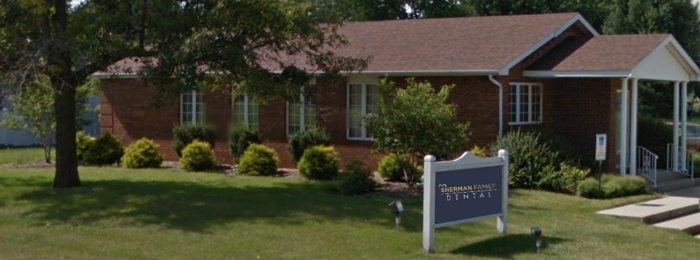 Sherman Family Dental Building